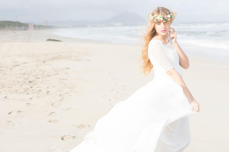 bruid-strand